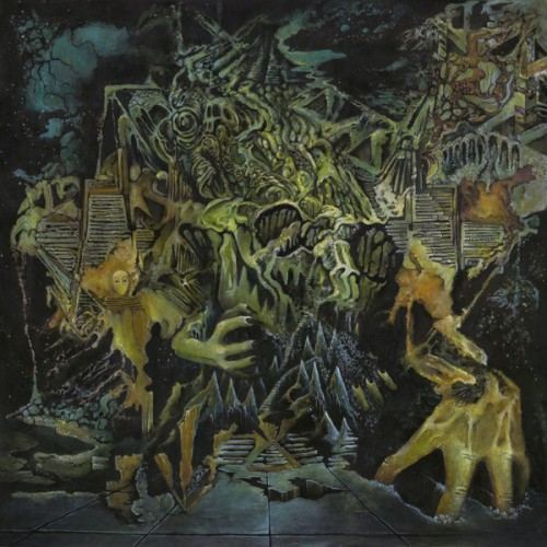 Murder Of The Universe (LP)