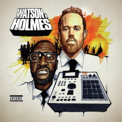 The Uncanny Adventures Of Watson & Holmes  (LP)