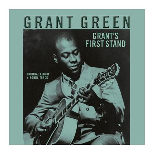 Grant's First Stand (LP)