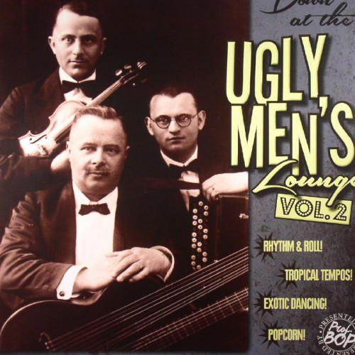 Down At The Ugly Men's Lounge Vol.2 (10'+CD)