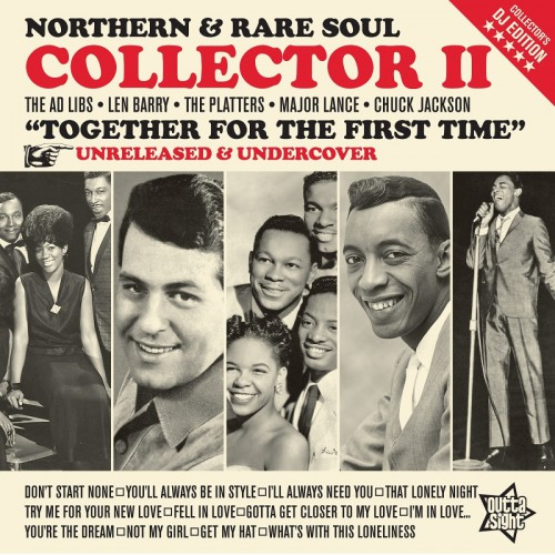 Northern & Rare Soul Collector II (LP)