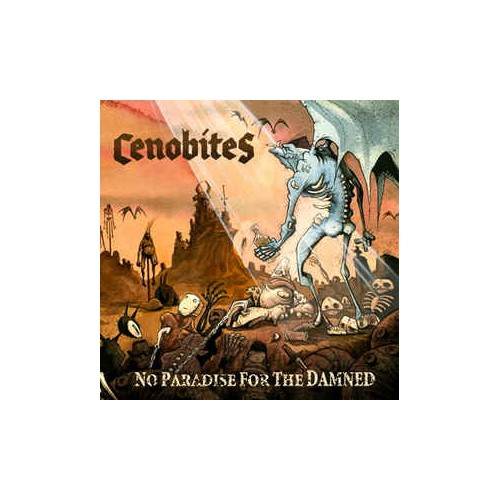 Paradise For The Damned (LP) limited edition