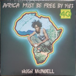 Africa Must Be Free (LP)