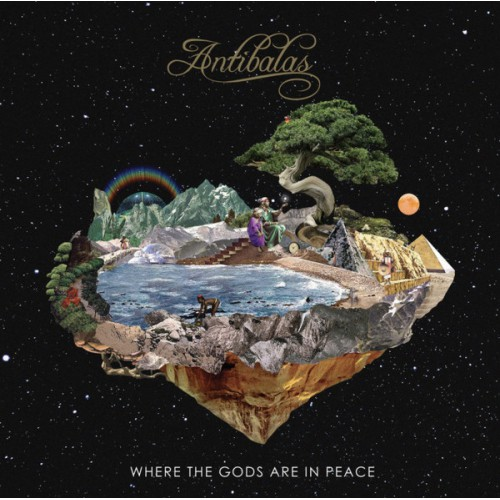 Where The Gods Are In Peace (LP)