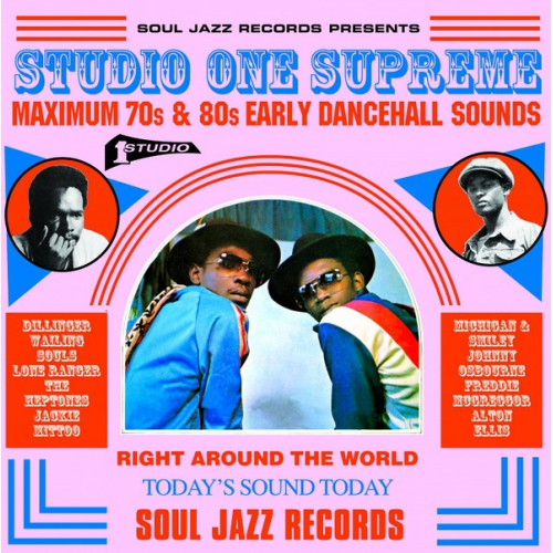 Studio One Supreme (3LP)