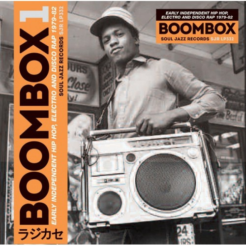 Boombox 1 : Early Indepedant Hip Hop 1979-83 (3LP)