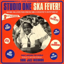 Studio One Ska Fever (2LP)