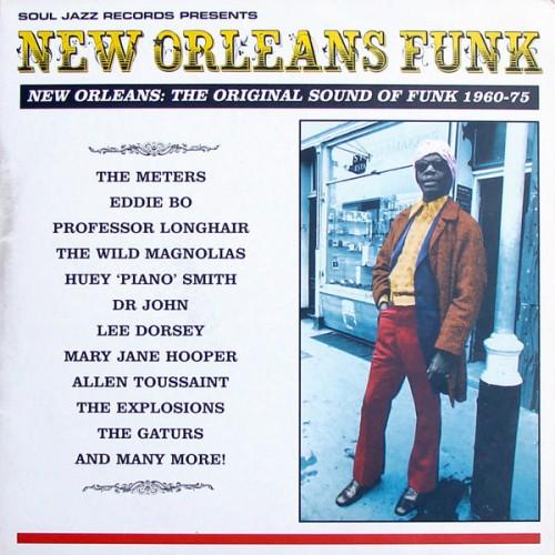 New Orleans Funk (3LP)