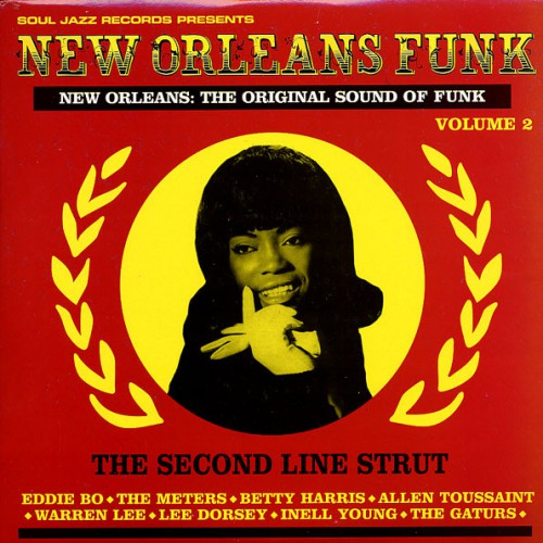 New Orleans Funk Vol.2 (3LP)