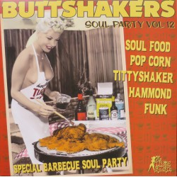Buttshakers Soul Party Vol.12 (LP)