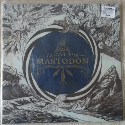 Call Of The Mastodon (LP) Couleur !