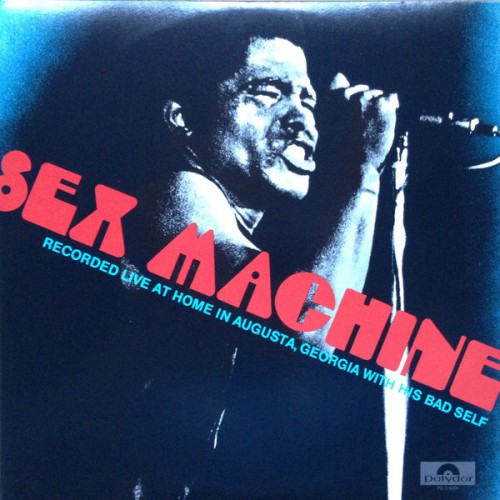Sex Machine (2LP)