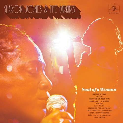 Soul Of A Woman (LP)