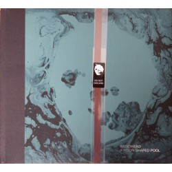 A Moon Shaped Pool (2LP+2CD) Special Edition