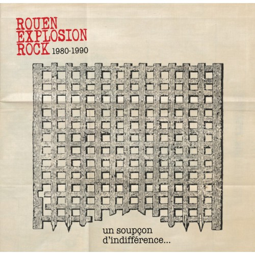 Rouen Explosion Rock 1980-90 (2LP)