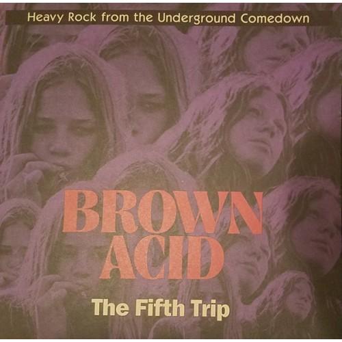 Brown Acid : The Fifth Trip (LP) Couleur !