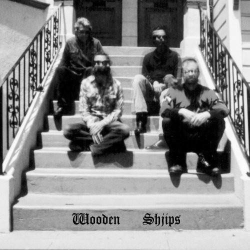 Wooden Shjips (LP)