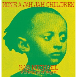 None A Jah Jah Children (LP)
