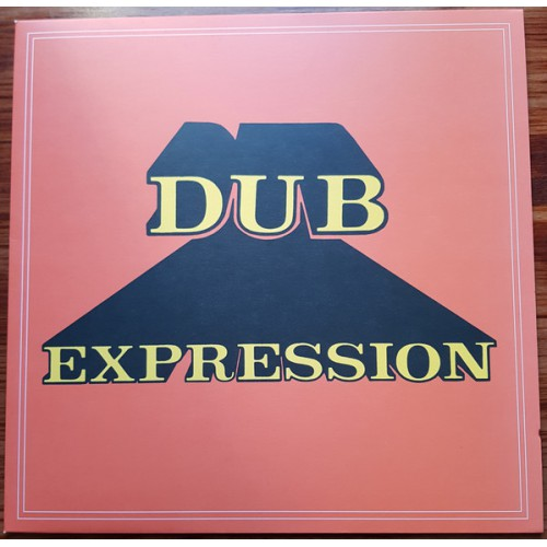 Dub Expression (LP) limited coloured edition