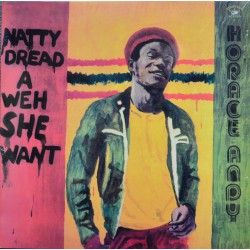 Natty Dread A Weh She Want (LP)