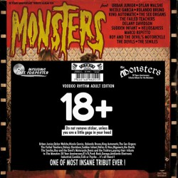 30 Years Anniversary Tribute Album For The Monsters (LP+CD)