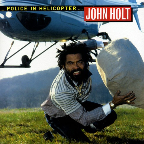 Police In Helicopter (LP)
