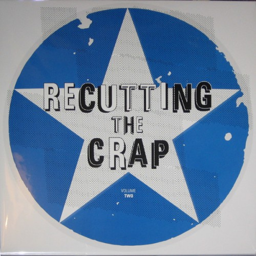 Recutting The Crap Vol.2 (2LP) Couleur !