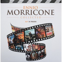 Ennio Morricone Collected (2LP) Couleur !