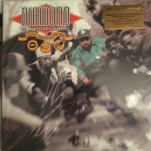 Stunts, Blunts & Hip Hop (2LP)