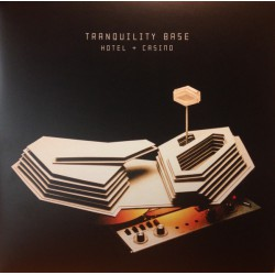 Tranquility Base Hotel + Casino (LP+Book) limited coloured edition