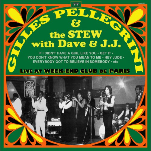 Live At Week-end Club De Paris (LP)