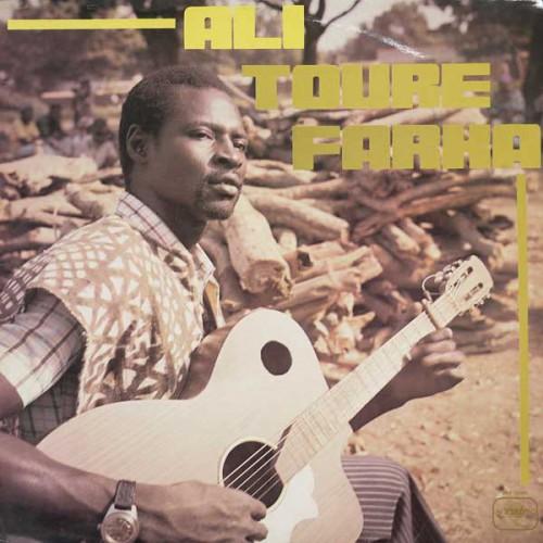 Ali Farka Touré 1977 (LP)