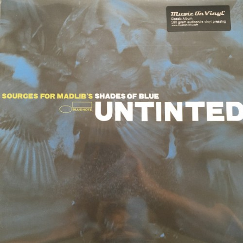 Untinted : Sources For Madlib's Shades Of Blue (2LP)