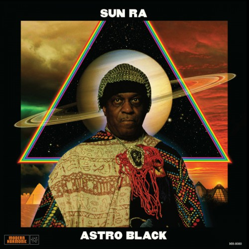 Astro Black (LP) Couleur !