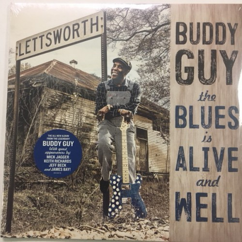 Blues Is Alive And Well (2LP)