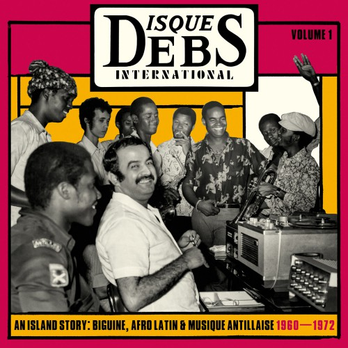 Disques Debs International Vol.1 (2LP)