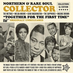 Northern & Rare Soul Collector Vol.1 (LP)