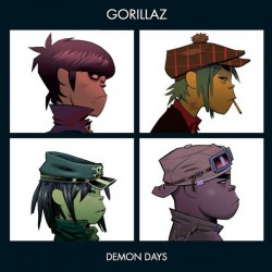Demon Days (2LP)