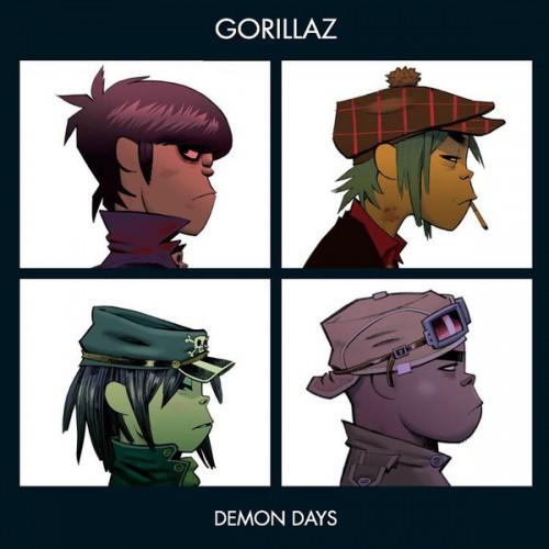 Demon Days (2LP)
