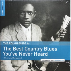 The Best Country Blues You've Never Heard (LP) limited edition