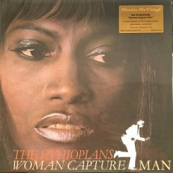 Woman Capture Man (LP) Couleur !