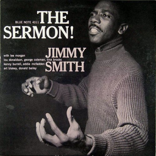the sermon ! (LP)