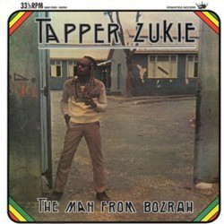 The Man From Bozrah (LP)