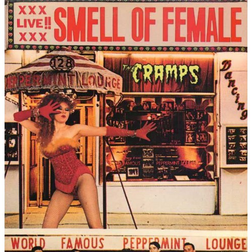 Smell Of Female (LP) Couleur !