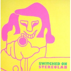 Switched On (LP) Clear Vinyl !