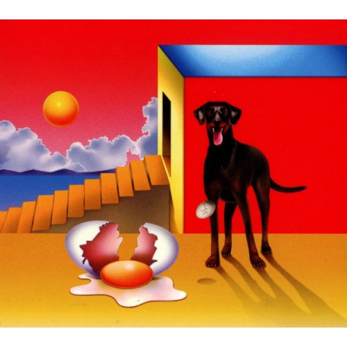 The Dog And The Future (LP)