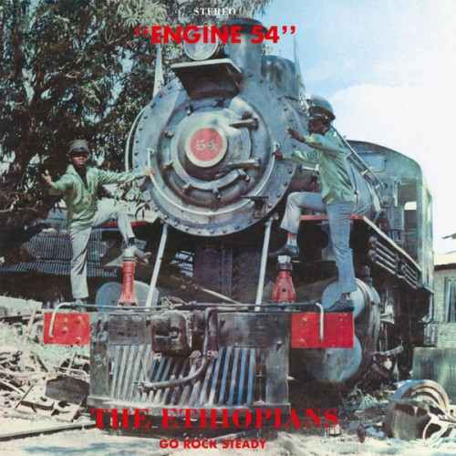 Engine 54 (LP) limited coloured numbered edition