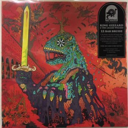 12 Bar Bruise (LP) Vert !