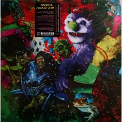 A Laughing Death In Meatspace (LP) Couleur !