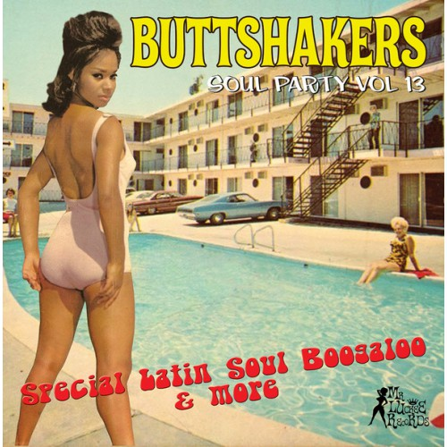 Buttshakers Soul Party Vol.13 (LP)